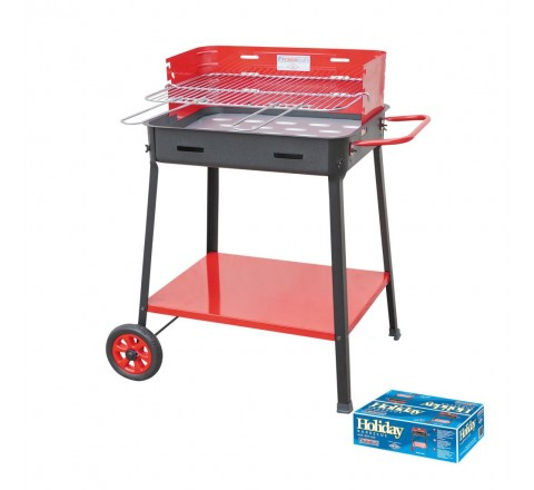 Barbecue holiday con ruote 850h filcas