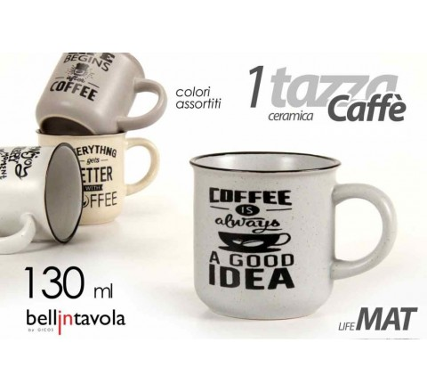 Tazze caffe' a good idea 130 ml gic