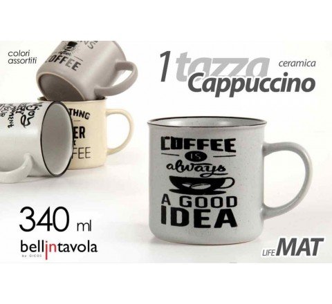 Tazzone latte a good idea 340 ml gic