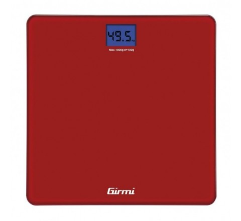Pesapersone digitale bp2502 rossa 180 kg girmi