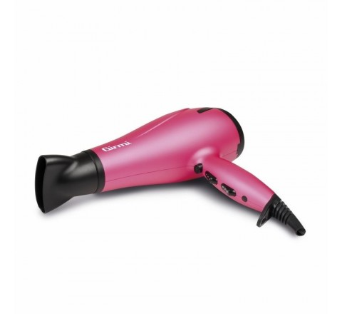 Asciugacapelli hair dryer ph21 prugna nero girmi phono capelli