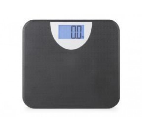 Pesapersone digitale nera 150 kg 100 gr bilancia persone eva collection