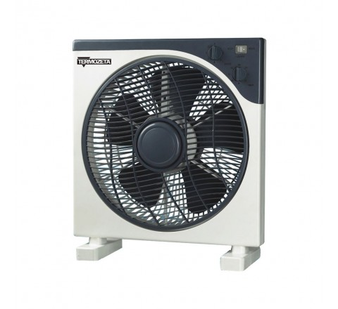Ventilatore box fan tzwz07 30cm 50watt termozeta