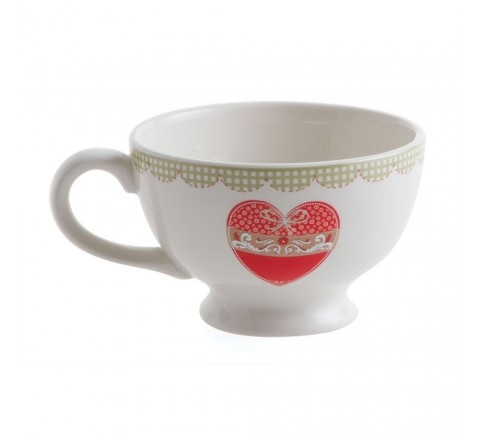 Country love tazzone latte jumbo 643395 tognana