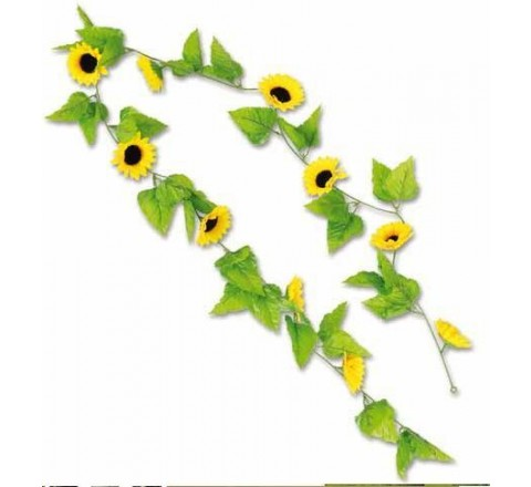 Fiori catena sunflower 26099 83339 vea