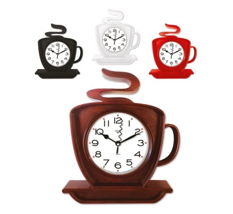 Orologio abs coffee cup virtime